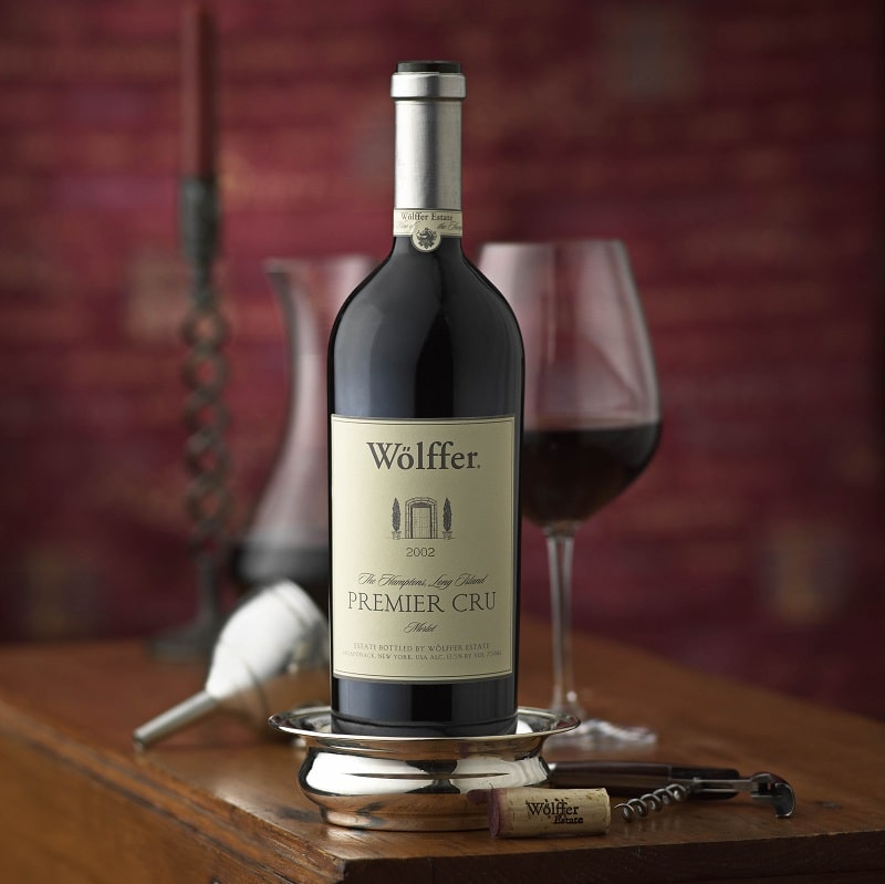 premier cru merlot wolffer estate