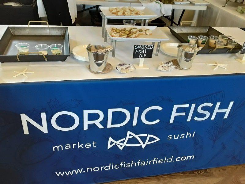 nordic fish taste of fairfield winterfest