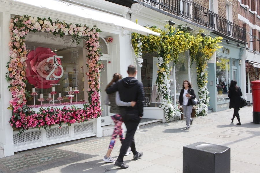 belgravia in bloom london
