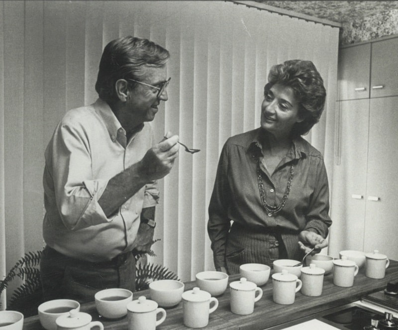 david and eunice bigelow tasting