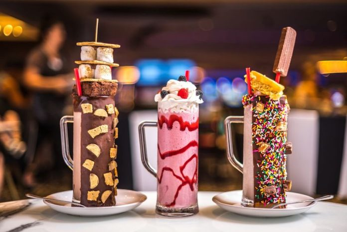 insane milkshakes sugar factory miami nyc