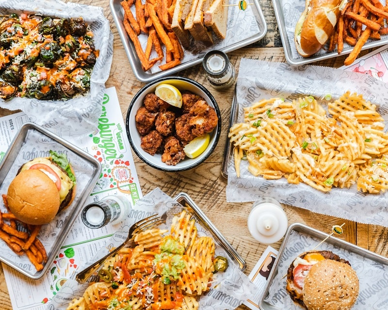 bareburger slides and shares stamford ct - East End Taste Magazine
