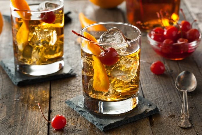 old fashioned home cocktail recipes mixology