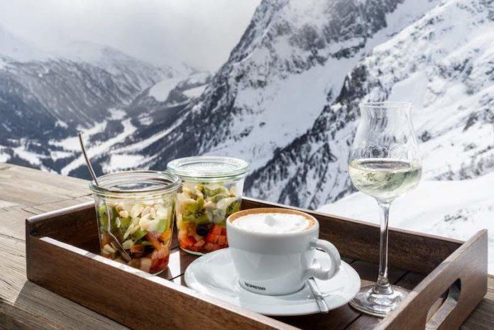 Courmayeur Mont Blanc Italy
