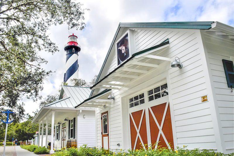 St. Augustine Lighthouse & Maritime Museum - East End Taste Magazine