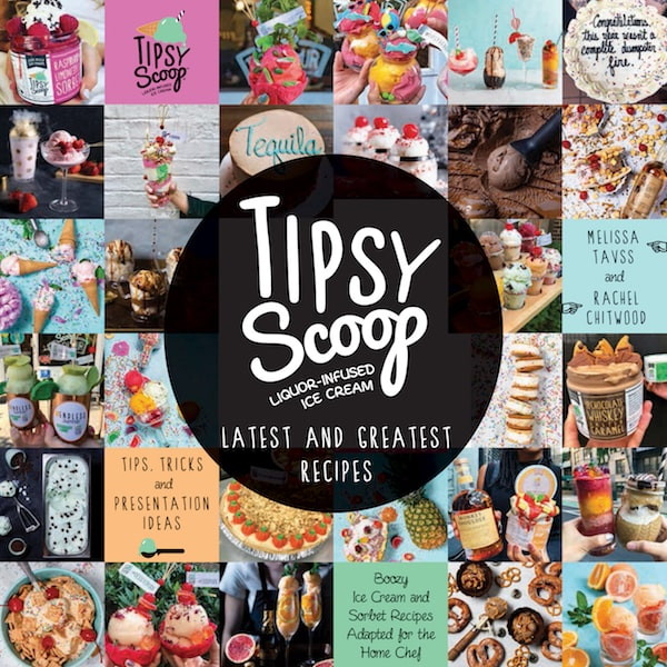 tipsy scoop latest greatest cookbook