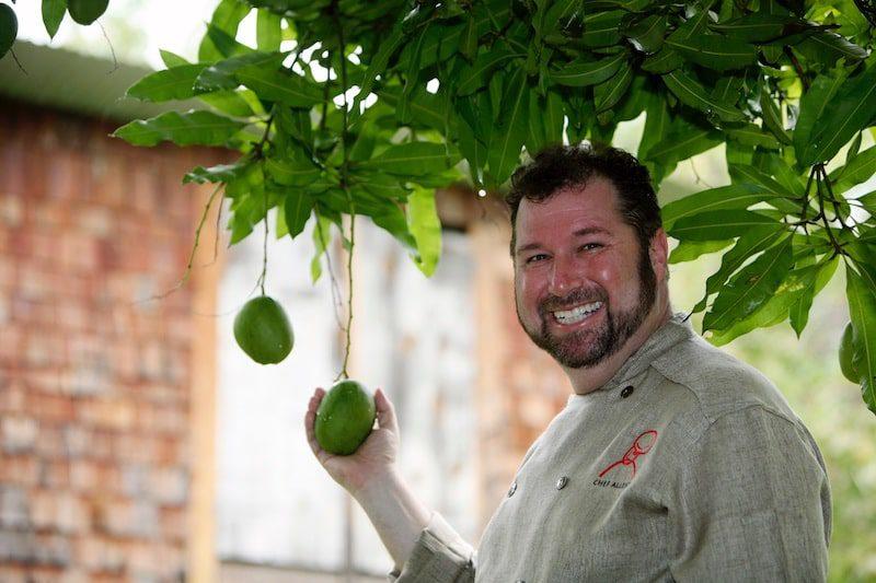 Chef Allen Susser Mango Madness Festival St. Lucia