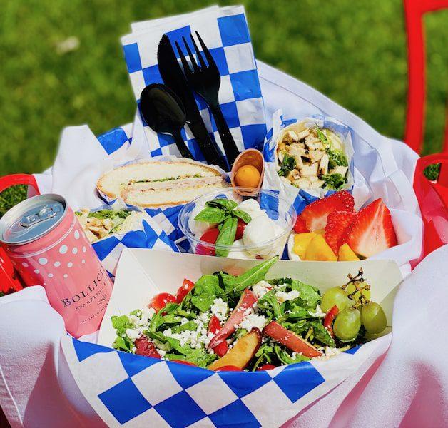 claude's restaurant southampton inn all american picnic hamptons