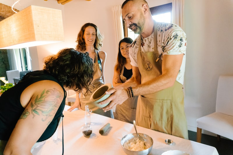 pasta making classes airbnb online experiences