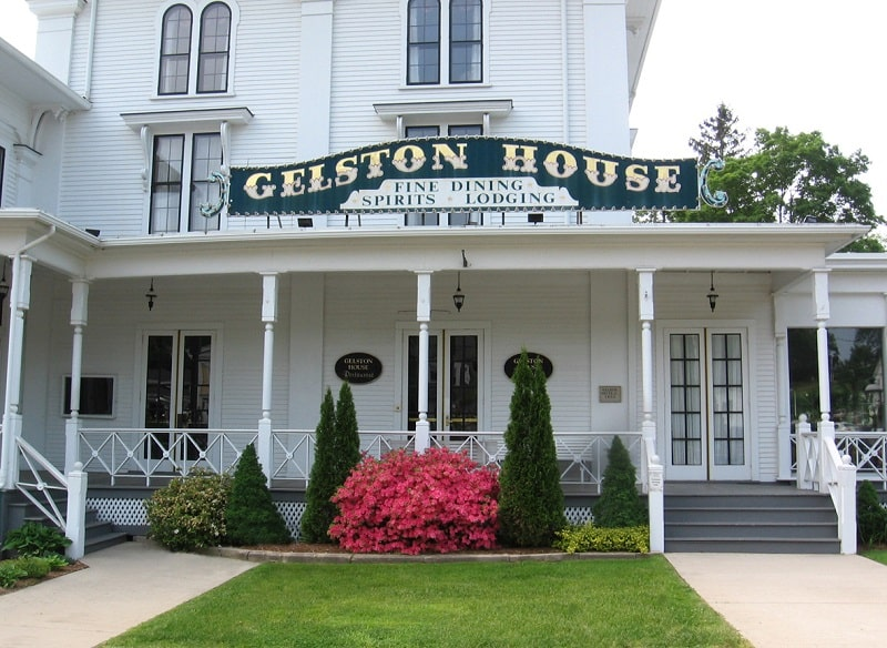 gelston house coastal dining