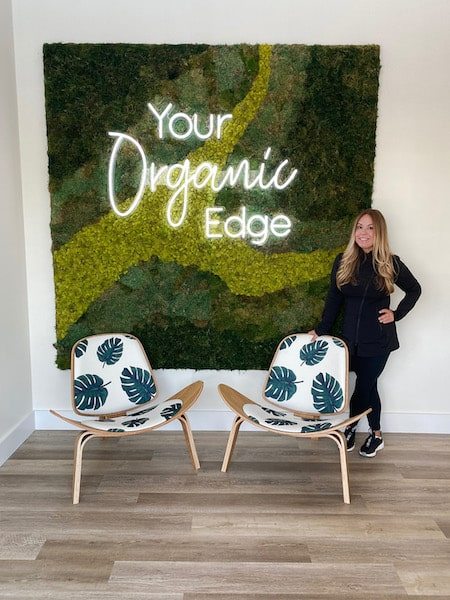 organic edge spa water mill shannon