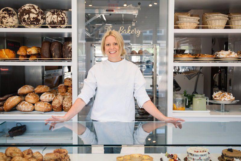 carissa waechter owner of carissa's bakery east hampton