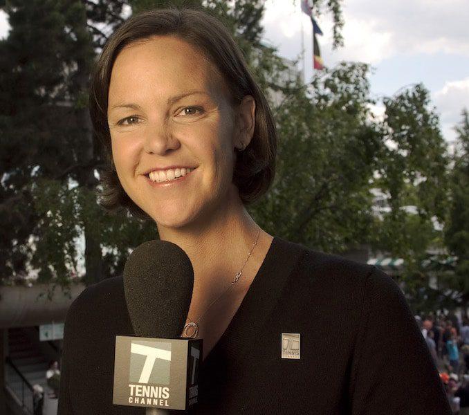 lindsay davenport tennis channel interview