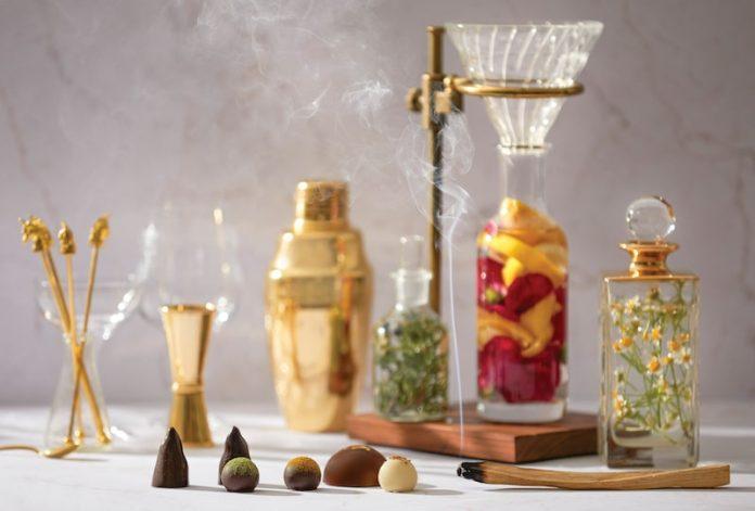 vosges haut chocolat chicago luxury chocolate wine spirits ritual