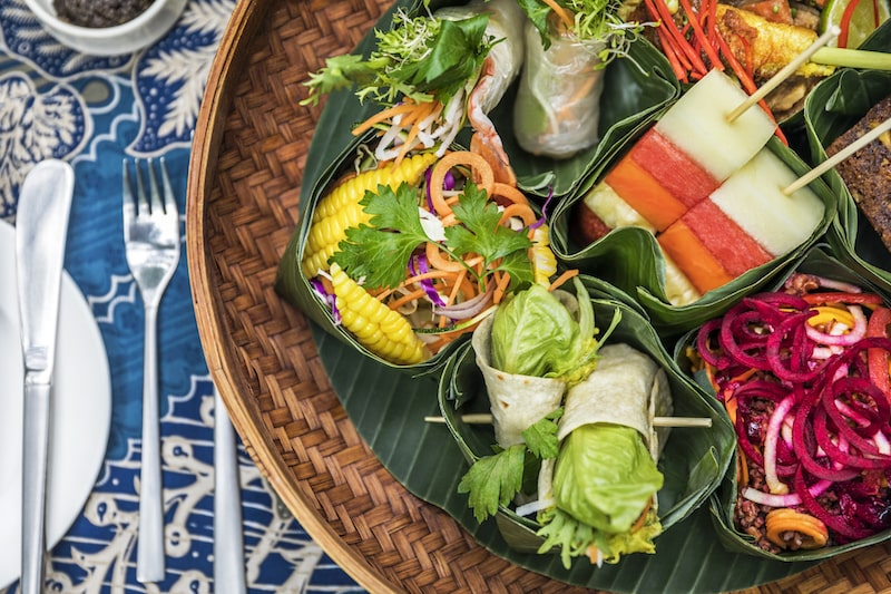 como COMO Shambhala hotel and resort world food day 2020