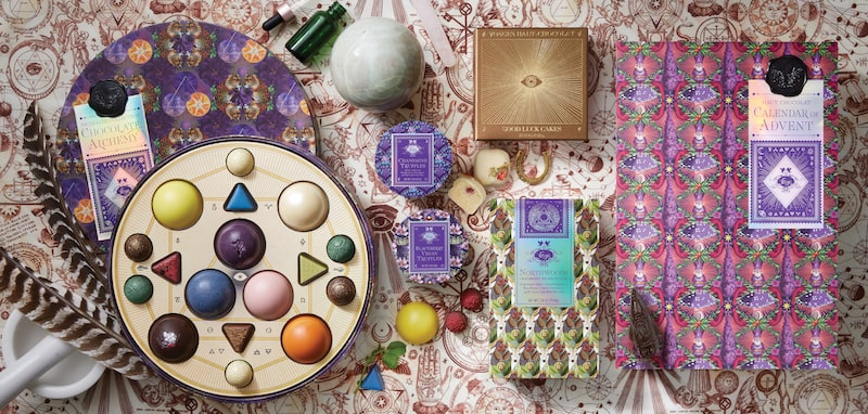 vosges haut chocolat holiday collection chicago