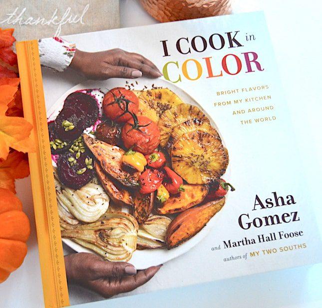 i cook in color cookbook asha gomez