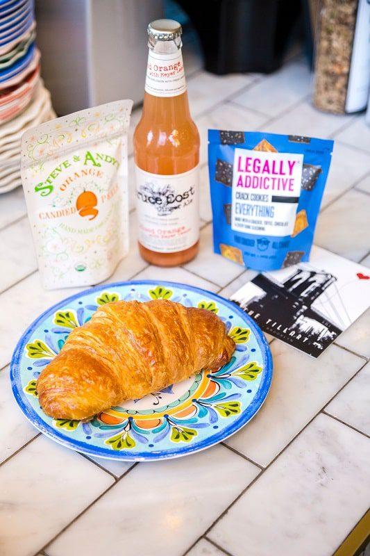 T Room Café the tillary hotel breakfast food snacks