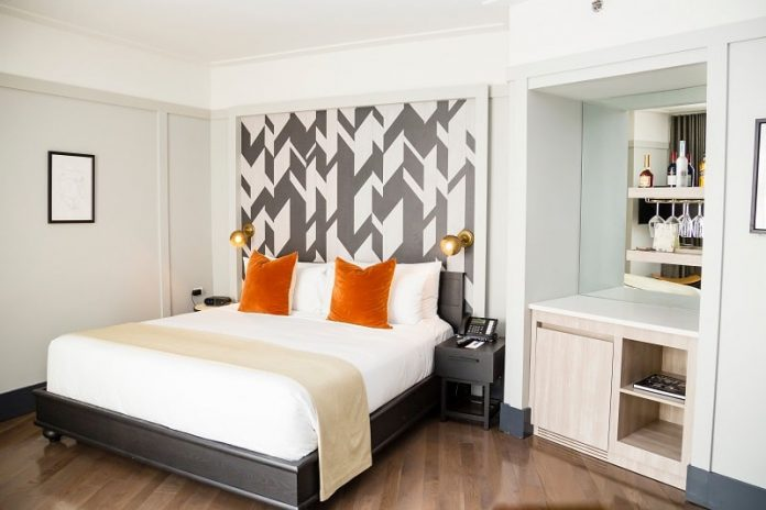 the tillary hotel downtown brooklyn new yok chic boutique suite room