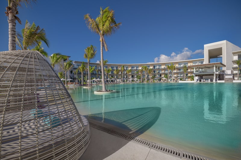 Haven resorts and spa pool cancun mexico serenity club