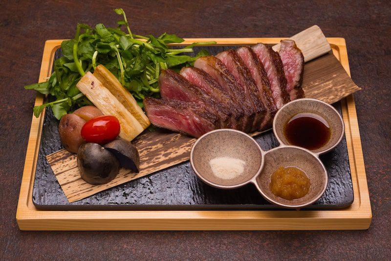 J-Spec Wagyu steak nyc dining restaurant