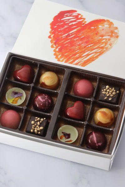valentine's day chocolates disset chocolate cutchogue long island - EET Magazine