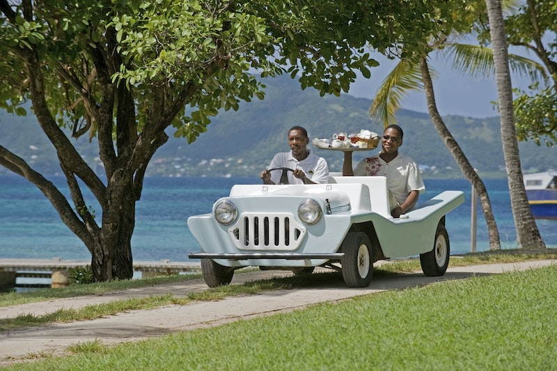 mini more butler service caribbean travel