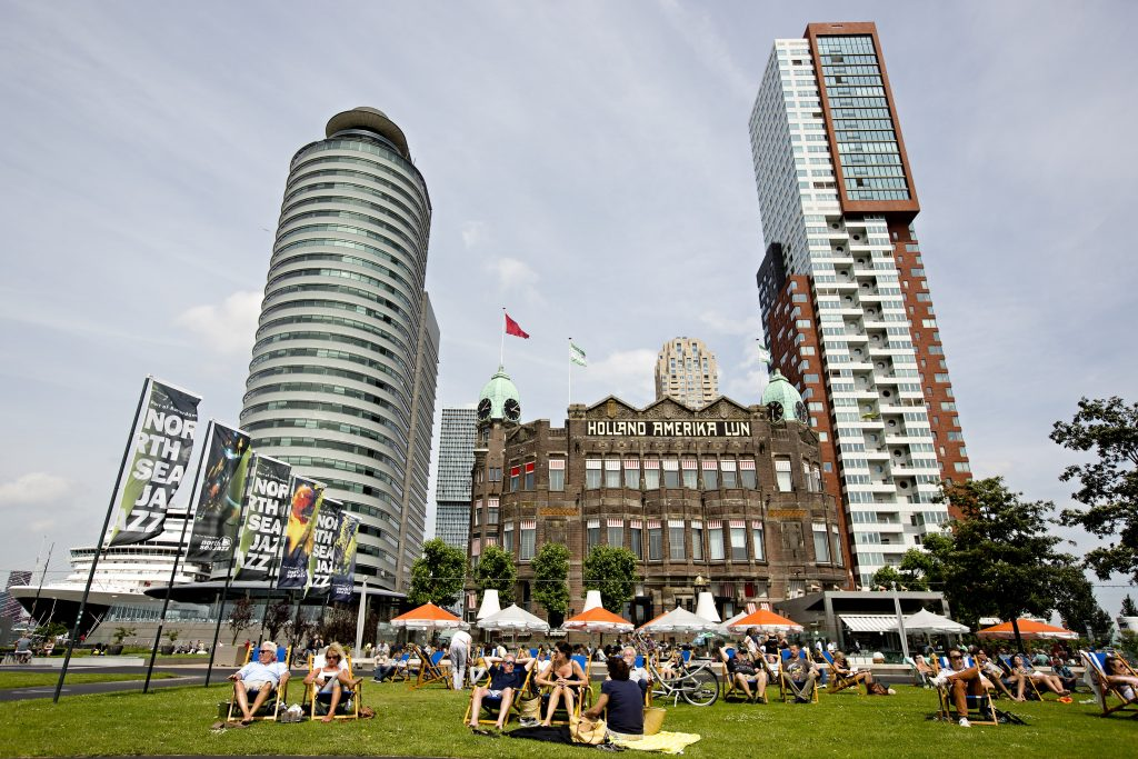 Hotel New York Rotterdam - East End Taste Magazine