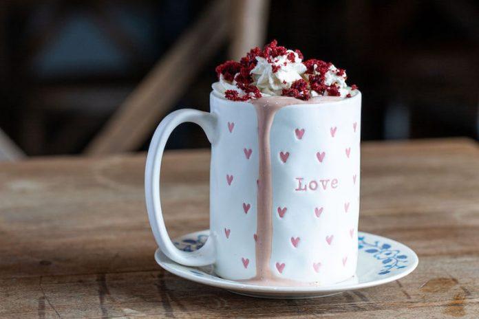 Burning Love Hot Chocolate maman nyc - East End Taste Magazine
