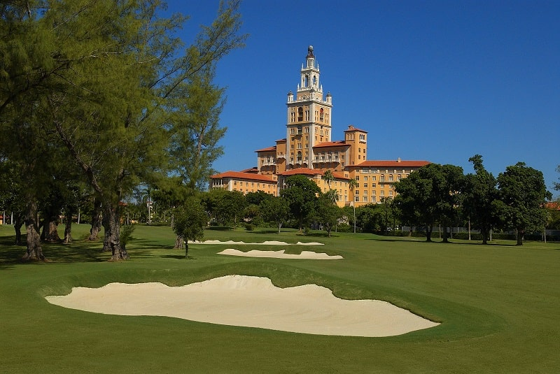 biltmore hotel fairway