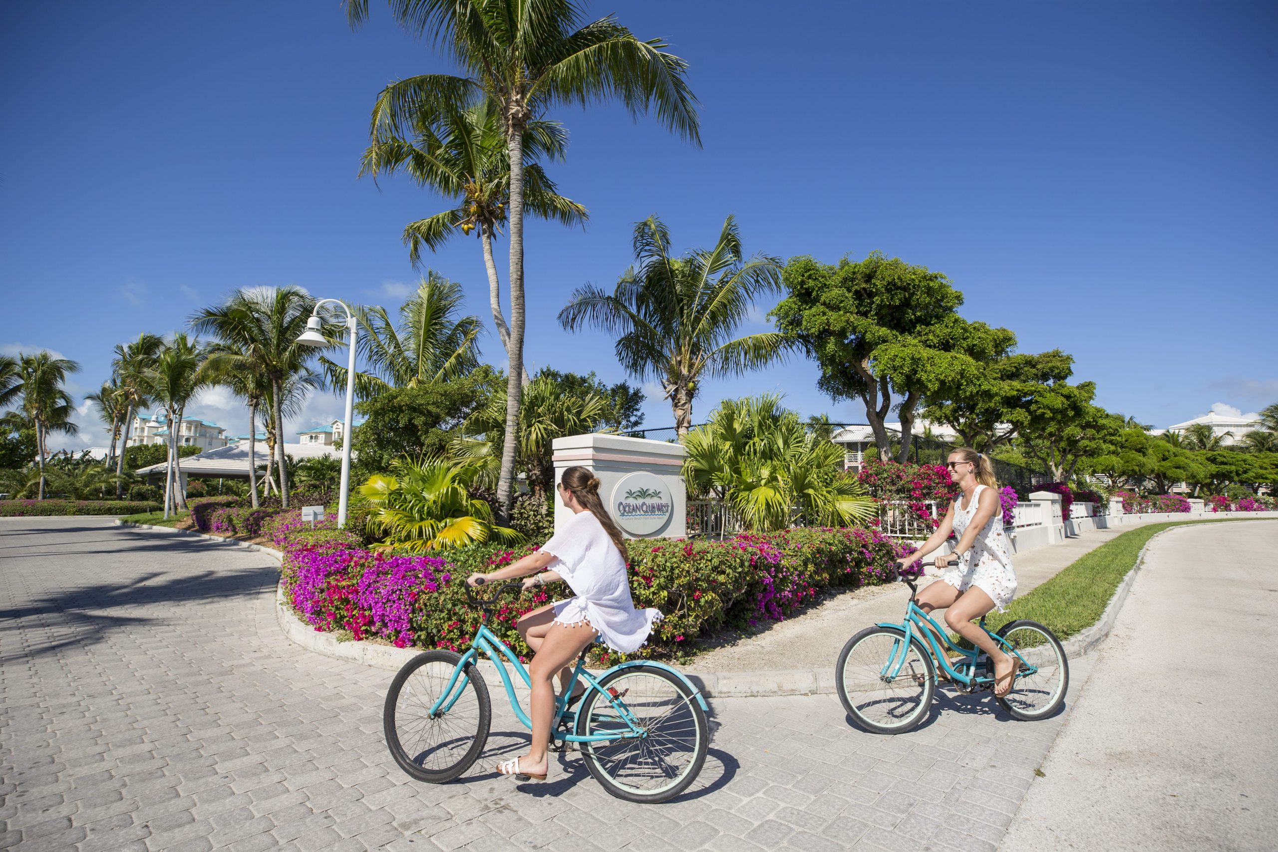 Ocean Club Resort Bikes