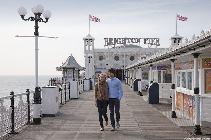 visit brighton pier uk