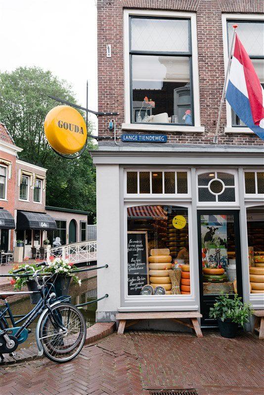 Cheese Shop Netherlands