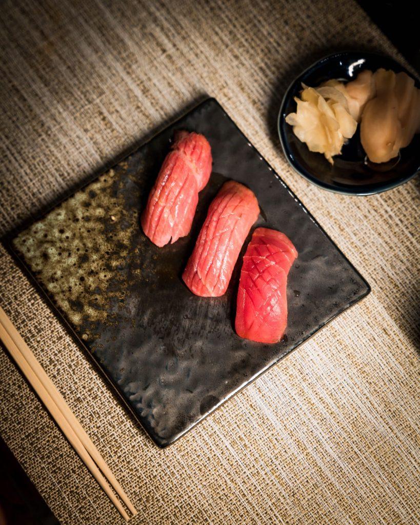 Tokomase Valentine's Day Sushi