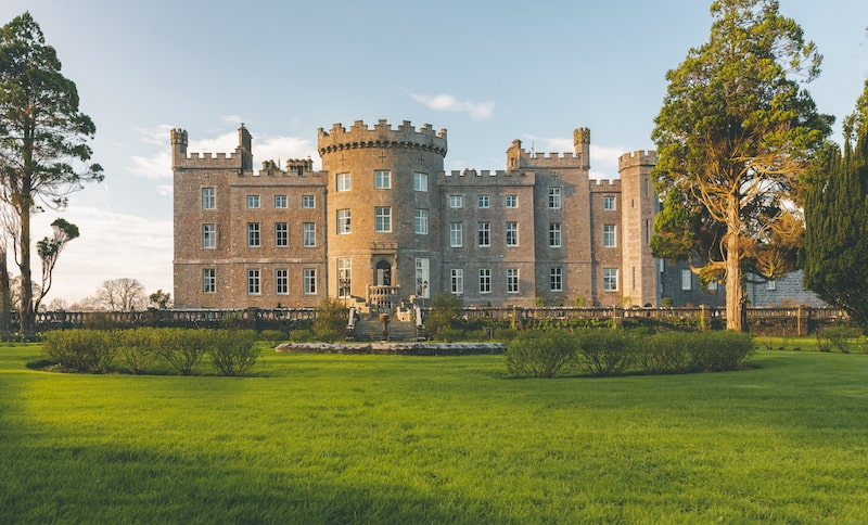 Markree castle exterior ireland