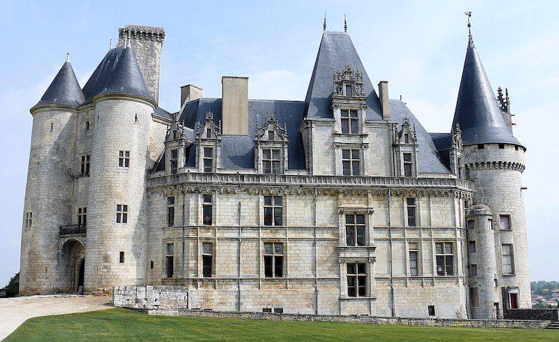chateau de la rochefoucauld france - East End Taste Magazine