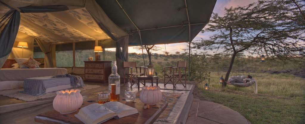 beautiful kenya bedroom safari camp masai mara - East End Taste Magazine