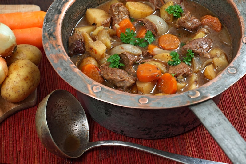 homemade guinness stew - East End Taste Magazine