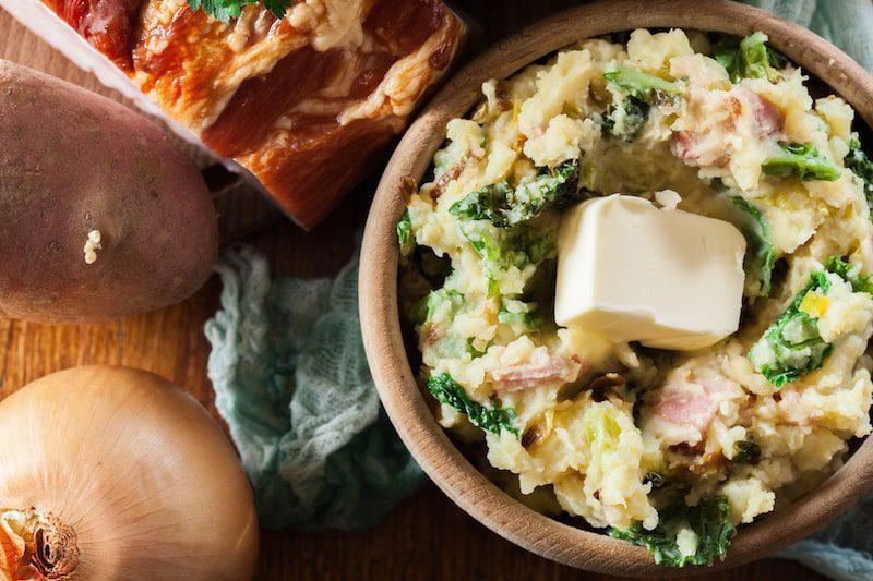 colcannon Ireland dish traditional - East End Taste Magazine