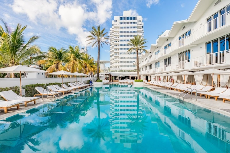 shelborne south beach hotel pool - East End Taste Magazine