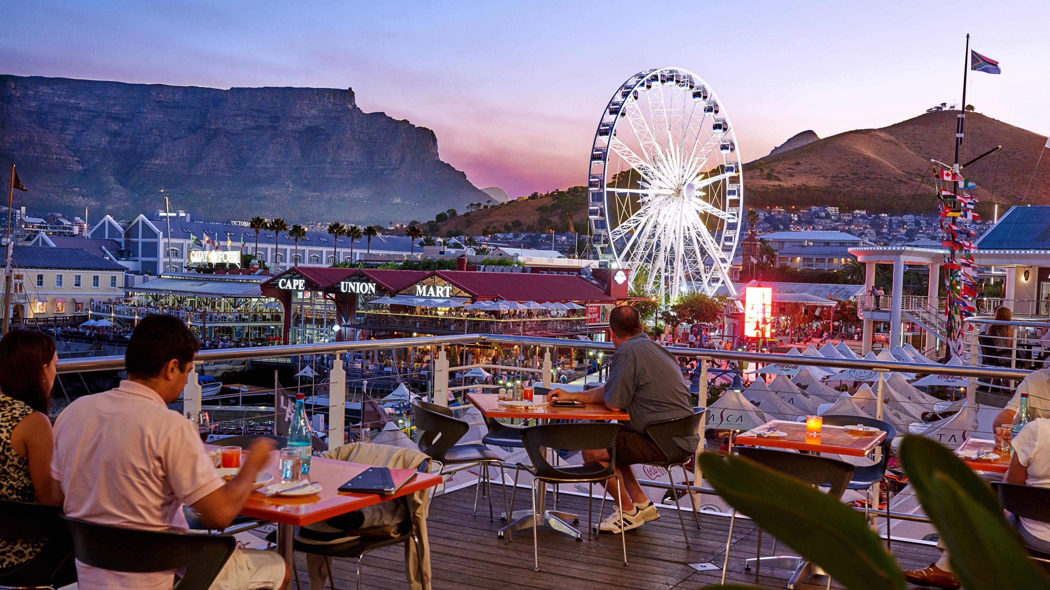VA Waterfront Cape Town - East End Taste Magazine