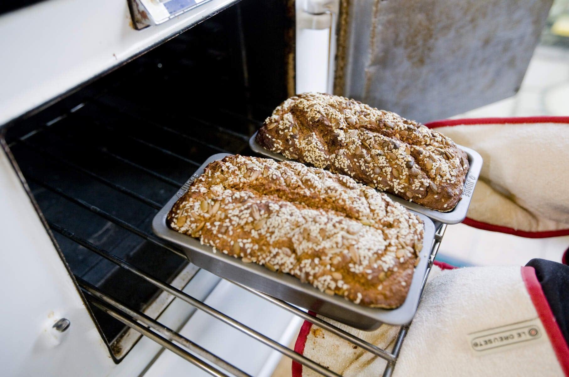 Irish Wheaten Bread from Willowbank House - East End Taste Magazine