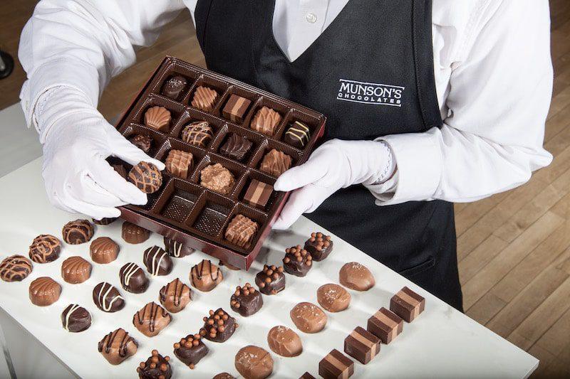 munson's chocolates avon connecticut