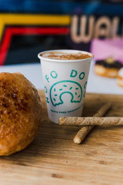 north fork doughnut company coffee