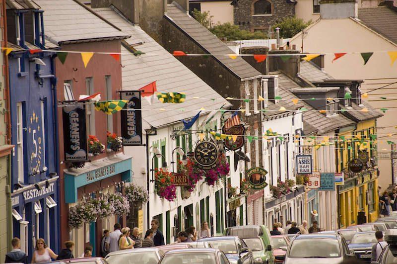 dingle main street ireland