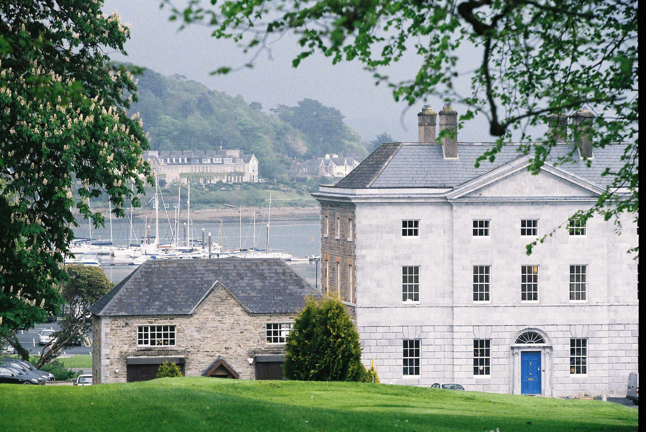 Crosshaven Hotel Cork luxury stay getaway harbor
