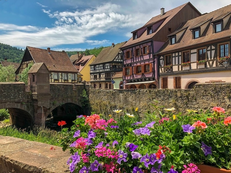 kayserberg france villages for families