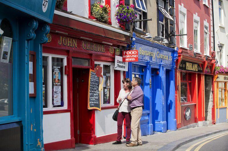 kilkenny ireland pretty town