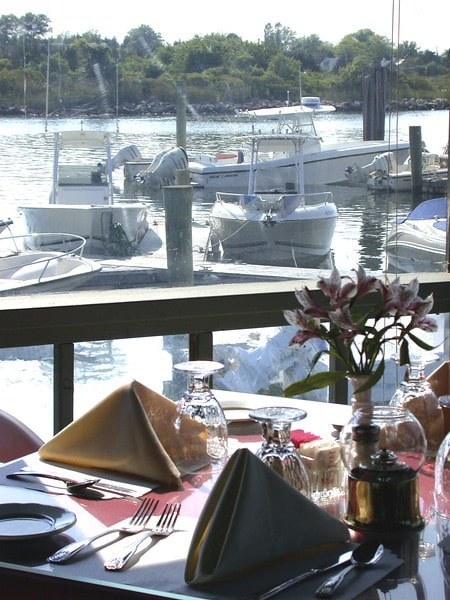 Mattakeese Wharf cape cod massachusetts waterfront dining