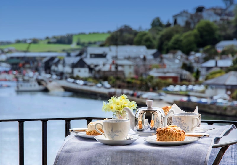 perryville house balcony suite breakfast kinsale ireland luxury hotel